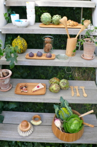 Objects & Use garden styling 003