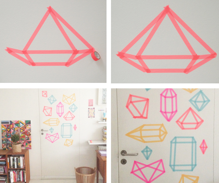 diy wall deco header