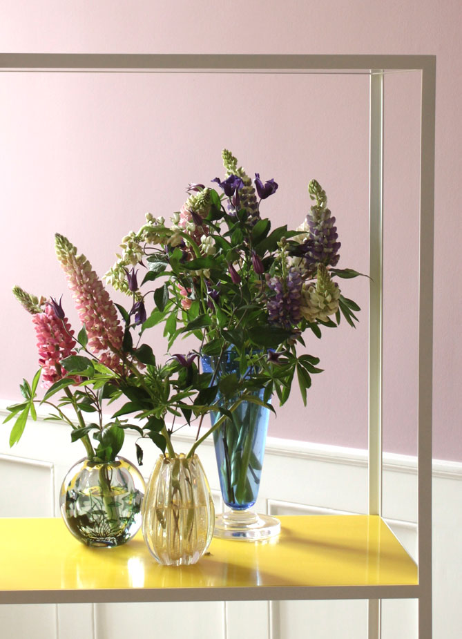 Flower styling - photo Gitte Christensen 1
