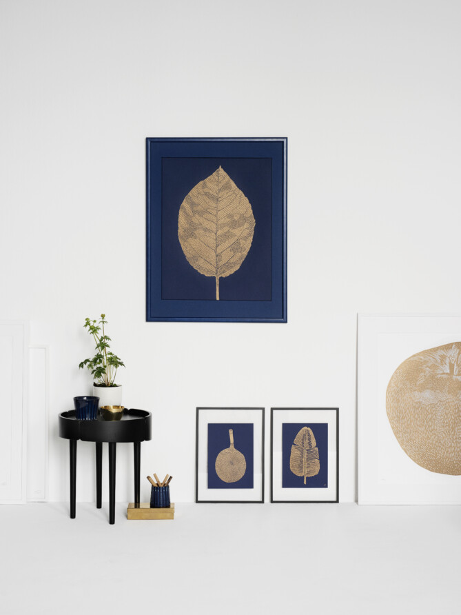 gold on indigo_Styling Gitte Christensen